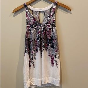 American Eagle brand floral tank top